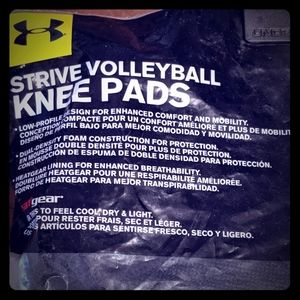 Under Armour Volleyball Kneepads